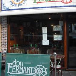 Don Fernando Spanish Tapas, Richmond, London