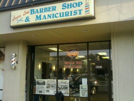 Lovers Lane Barber Shop - University Park - Dallas, TX Yelp
