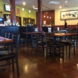 Panang2 Thai Restaurant - Oklahoma City, OK, États-Unis. The inside