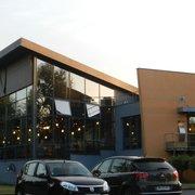 Restaurant Merci de la façade.