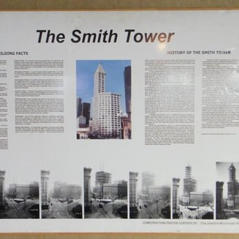 pioneer square observation report essay We visit smith tower in pioneer square, downtown seattle with it's unique chinese room on the 35th floor and the wraparound observation deck where you can ta.