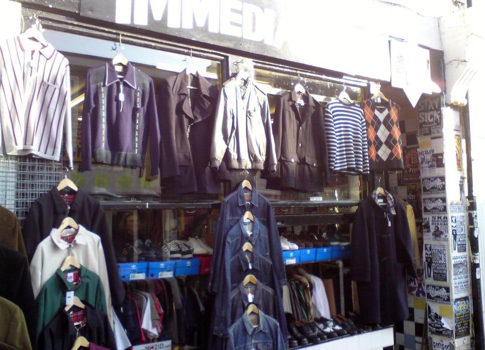 immediate clothing vintage second brighton yelp