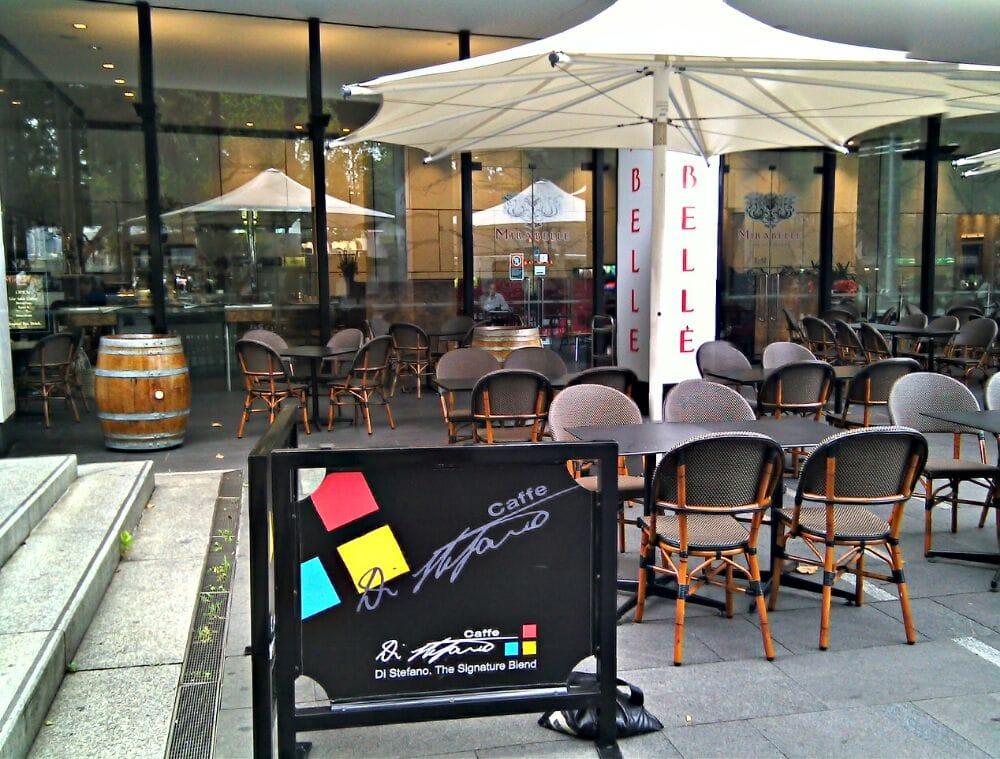 Mirabelle cafe restaurant circular quay restaurants for Australian cuisine restaurants sydney