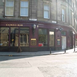 Cameo Bar, Edinburgh