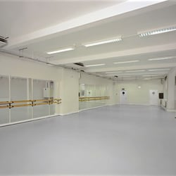 ISTD2 theatre dance studio space
