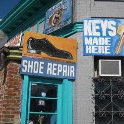 Cobblers Bench Shoe Repair