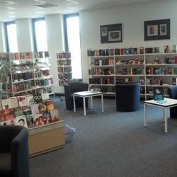 Bibliothek Neuenhagen bei Berlin, Neuenhagen, Brandenburg, Germany