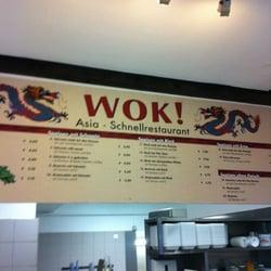 Wok Asia Schnellrestaurant, Schwarzenbek, Schleswig-Holstein