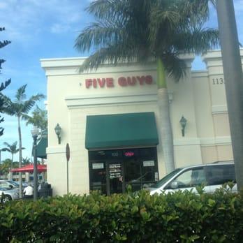 Five Guys Burgers And Fries Palm Beach Gardens Fl