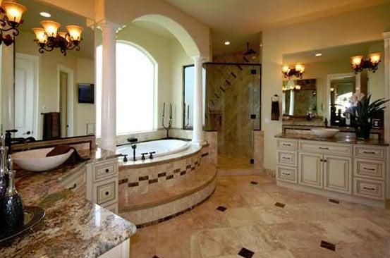 Interior passions turnersville nj united states creme bathroom