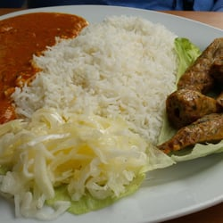 Chicken Kebab 7,90 €