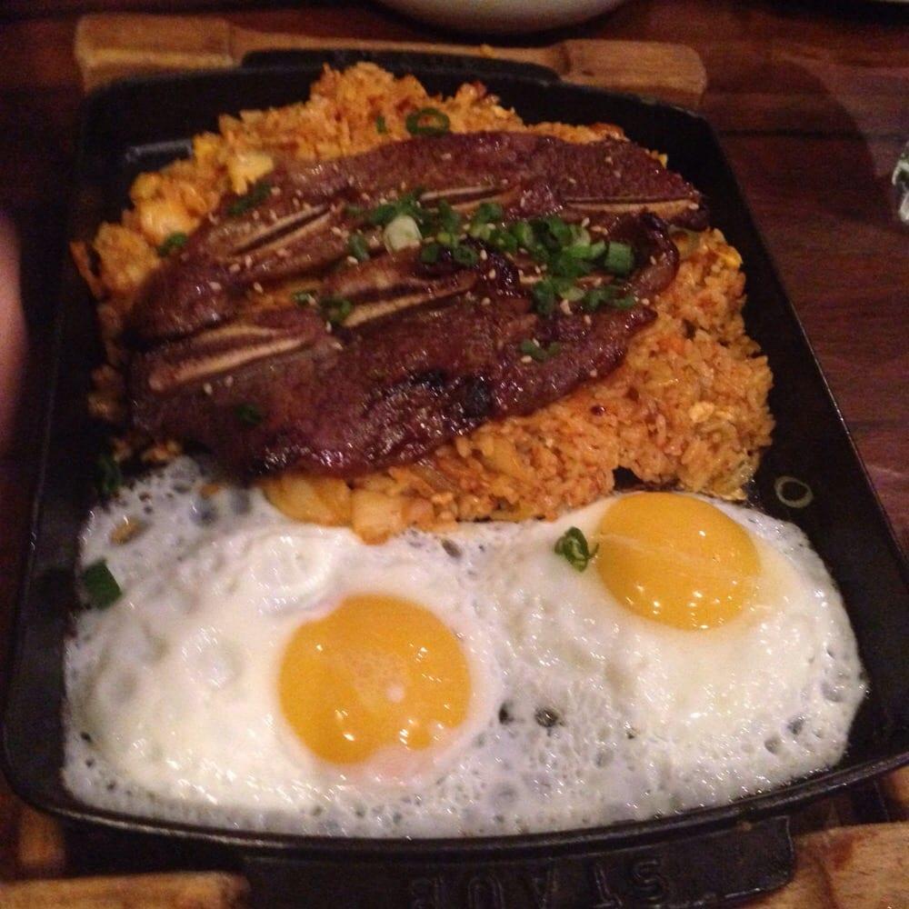 Korean steak & eggs | Yelp