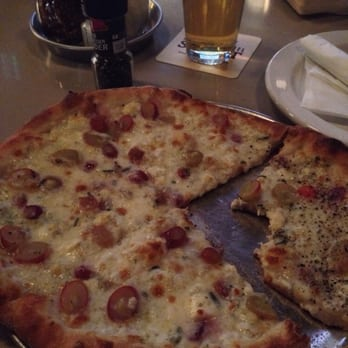Pints - Lexington, KY, United States. The Grape and Gorgonzola pizza ...