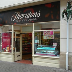 Thorntons in Merlin's Walk Shopping Centre, Carmarthen