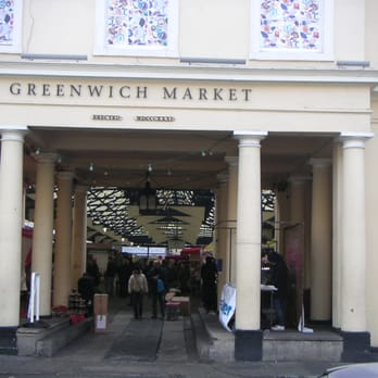 Greenwich Market - Greenwich Market - London, United Kingdom