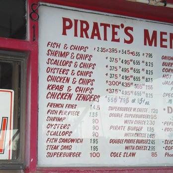 Pirate S Fish Amp Chips Casa Grande Az Yelp