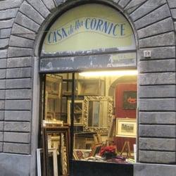 Casa della cornice inramning florens firenze italien for Una cornice a casa libera