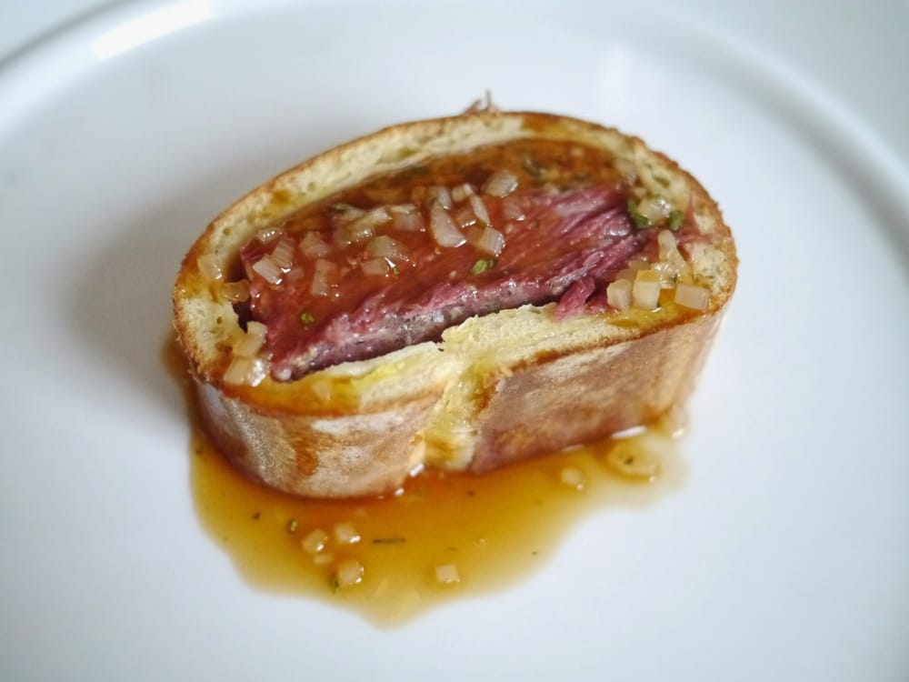 Short Rib Wellington Potpie Recipe — Dishmaps