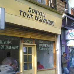 Somali Town Restaurant, London