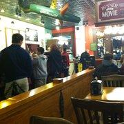 Potbelly Sandwich Shop - Always a line! - Fairfax, VA, Vereinigte Staaten