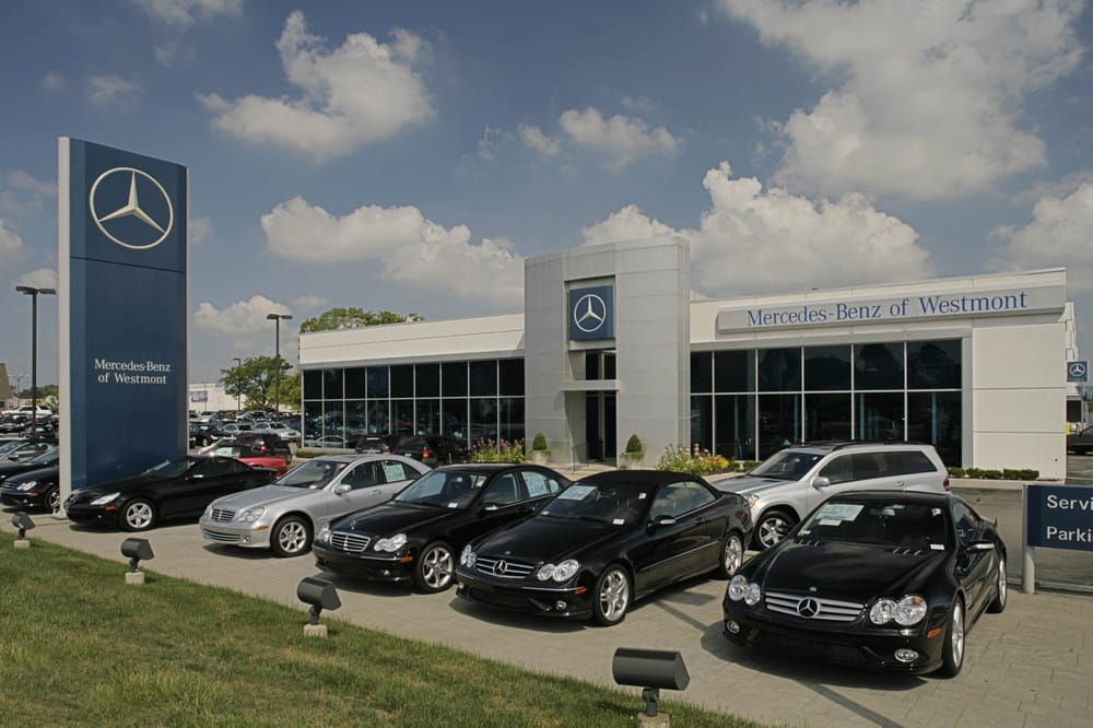 Mercedes benz of westmont 19 photos car dealers for Mercedes benz of westmont il
