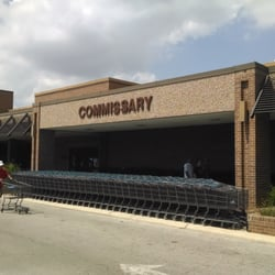 Lackland AFB Commissary logo