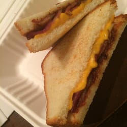 Bacon Bacon - Bacon grilled cheese - San Francisco, CA, Vereinigte Staaten