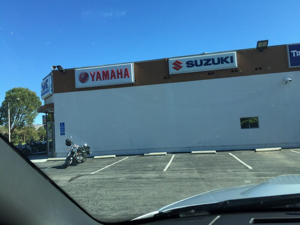 Yamaha Motorcycle Dealers Los Angeles Ca