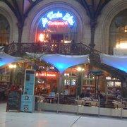 L'Express Bleu, Paris, France