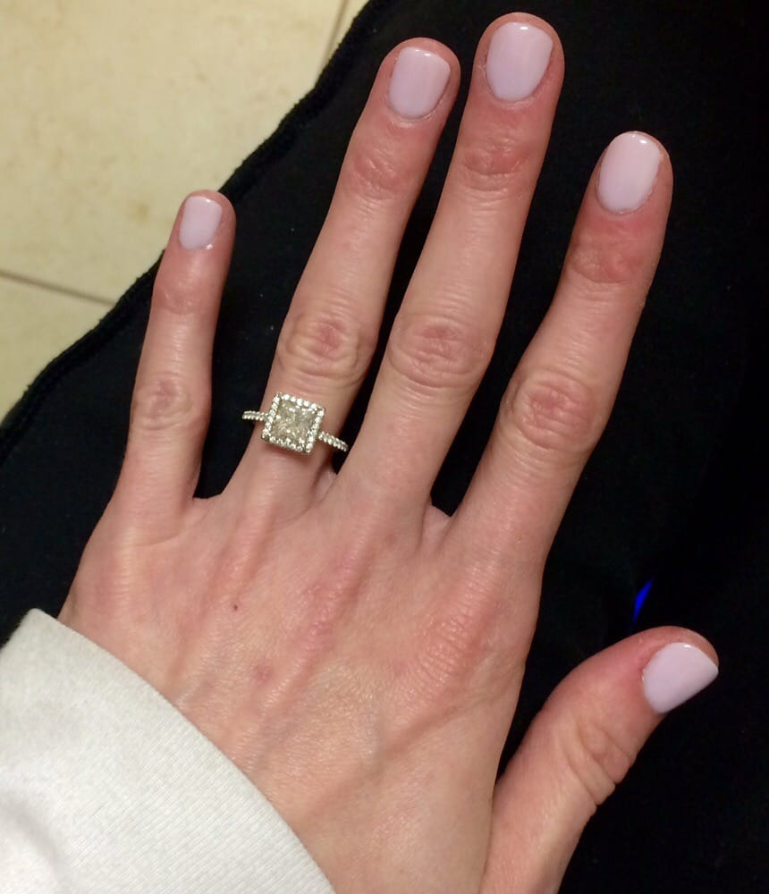 Nail Dip Powder Non Acrylic: Dip Gel Acrylic Powder Manicure