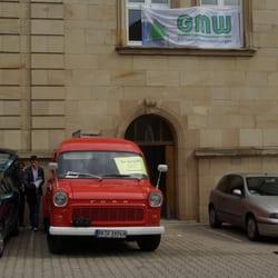 GMW-Niederlassung in Bruchsal
