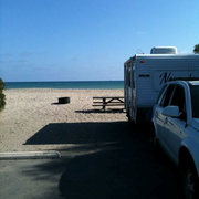 Doheny State Beach Camping Parks Dana Point Ca