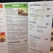Tropical Smoothie Cafe Menu Orlando Fl