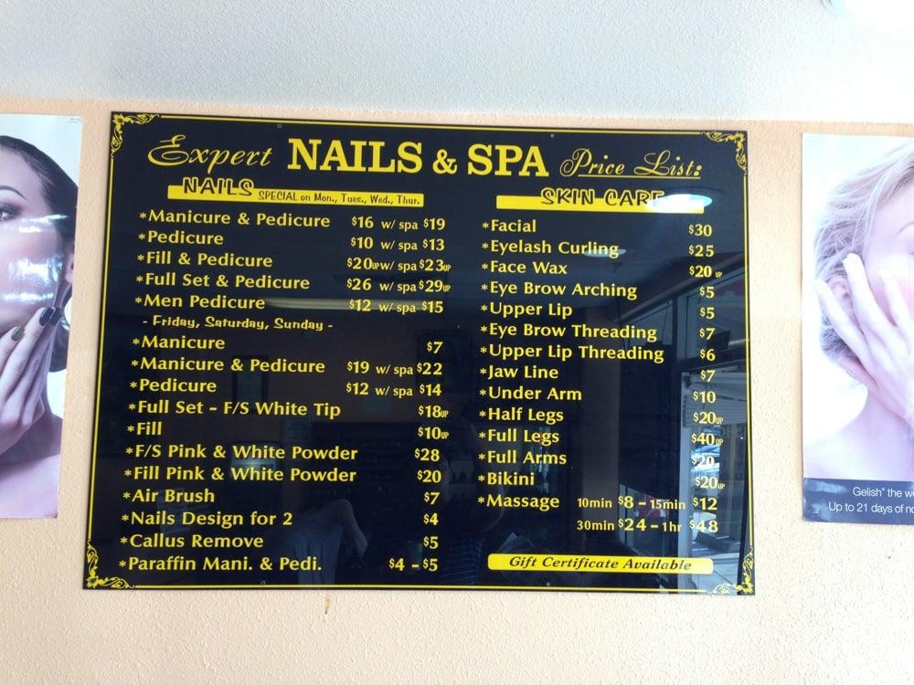 Expert Nail Spa West Covina Ca