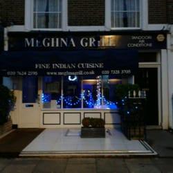 Meghna Grill, London