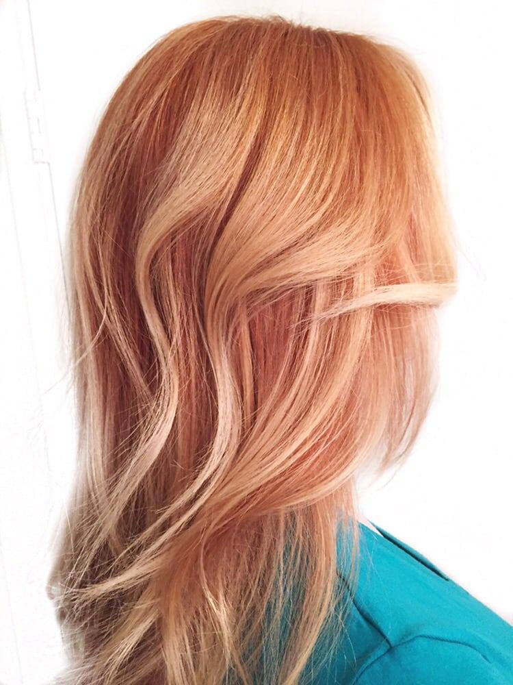 Lakme Collage Creme Hair Color 21 Oz 732 Violet Gold