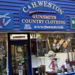 C & H Weston, Brighton