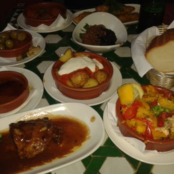 The best tapas I have had. The bread and olives not too good but overall the food was very tasty.