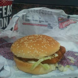 Checkers fast food brooklyn heights brooklyn ny yelp for Checkers fish sandwich