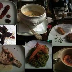 unser Menü im La Raclette