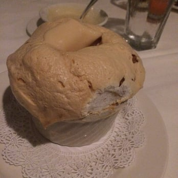 Commander's Palace - New Orleans, LA, United States. Bread pudding ...
