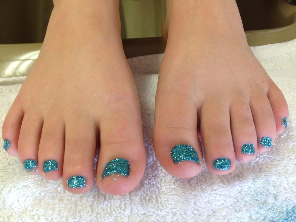 Glitter Toes Utah Glitter Toes