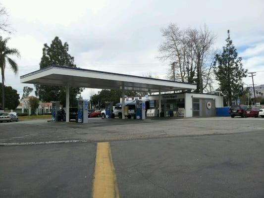 Dan S Mobil Rancho Cucamonga Ca United States Yelp