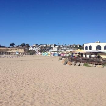 Capitola Beach CA