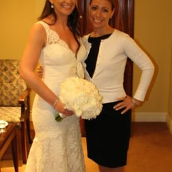 Bless the Dress - Boca Raton, FL, États-Unis. Lisette and The Bride, Ali