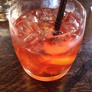 Their Negroni is great!