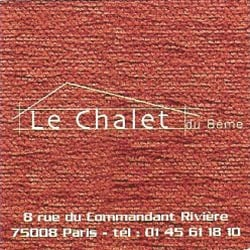 Le Chalet du 8eme, Paris, France
