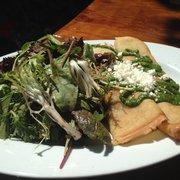 The Creamery - Pesto Margarita Crepe - San Francisco, CA, Vereinigte Staaten