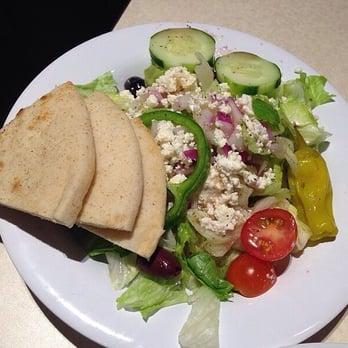 Zo s kitchen charlotte nc united states greek salad for Zoes kitchen charlotte nc