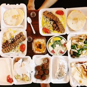 N.o.k. Persian Restaurant Noon O Kabab - Chicago  IL